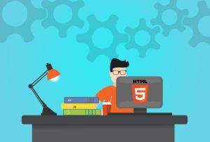 Webdesign HTML koding