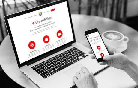 Webdesign hjemmeside